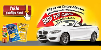 Cipso ve Chips Master BMW 218i Cabr..