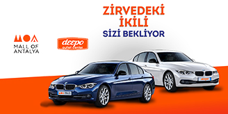 Deepo Outlet Center BMW Çekilişi