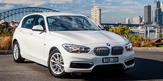 BMW 118 First Edition Sportline