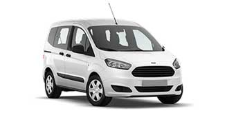 Ford Tourneo Courier Journey