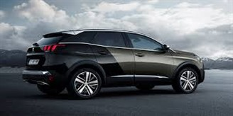 Peugeot 3008  Active 1.2 PureTech 130 HP, 2016 Model Siyah (İnci)