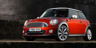 Mini Cooper Starlight