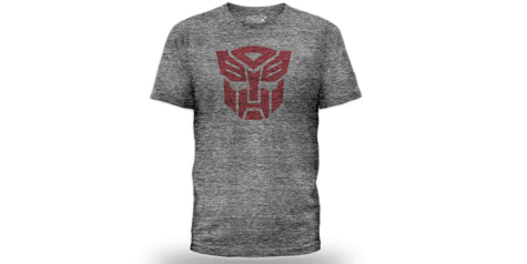 Transformers Baskılı T-shirt