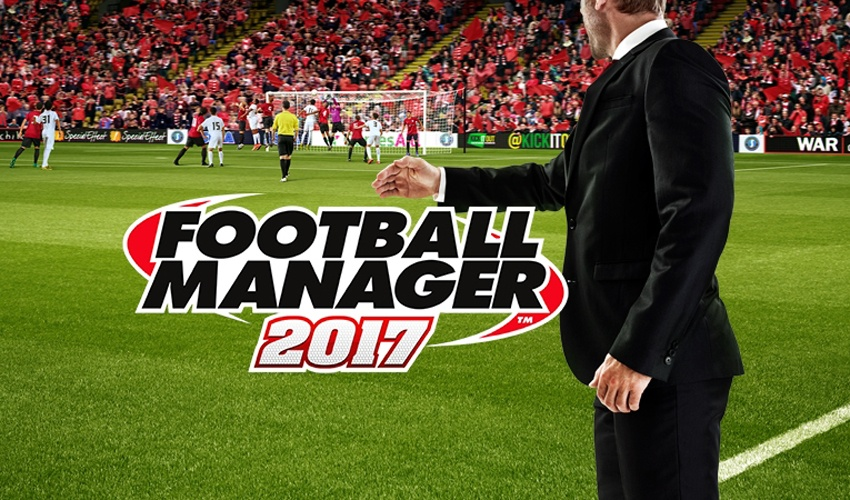 Football Manager 2017 Oyunu