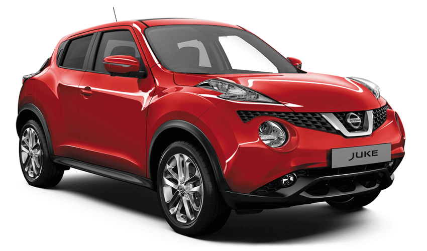 Nissan Juke MC 1.6 VISIA CVT 2017 Model